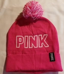 PINK Victoria's Secret Hat